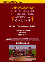 DEMOAGRO 4.0 (edición virtual)